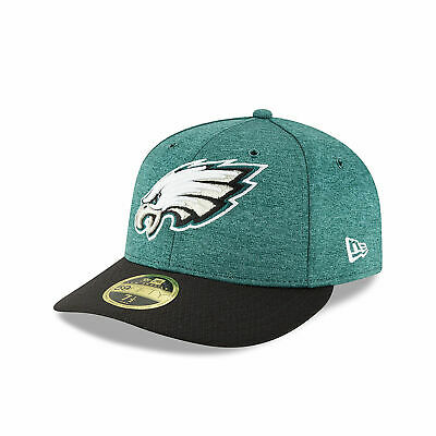 43461709375 NFL Philadelphia Eagles New Era 2018 Official Sideline Home Low Profile  59FIFTY