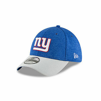 71c2805ace3 NFL New York Giants Era 2018 Official Sideline Home 39THIRTY Stretch Fit  Cap Hat