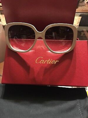 895e0446ebd RARE!!! VINTAGE CARTIER JANIS Women s Sunglasses SOLD OUT Made in FRANCE  Retro