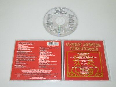 Various/A Very Special Christmas(A&M 393 911-2) Cd Album