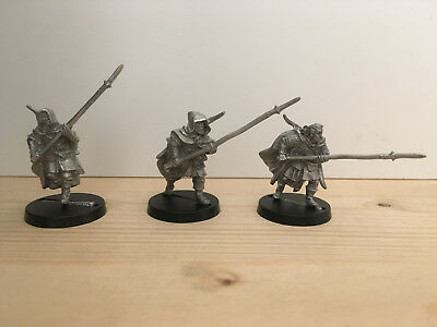 Games Workshop Citadel Lord of the Rings Lotr Grey Company Metal