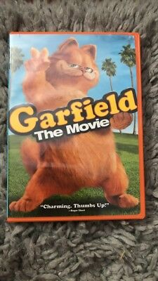 Garfield the Movie (DVD, 2004) & Garfield Tale Of Two Kitties