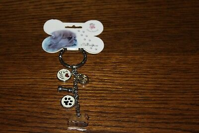 Little Gift Dog Key Chain PEKINGESE