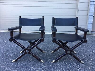 Awe Inspiring Ralph Lauren Home Canyon Retro Directors Chair 1 750 00 Ibusinesslaw Wood Chair Design Ideas Ibusinesslaworg