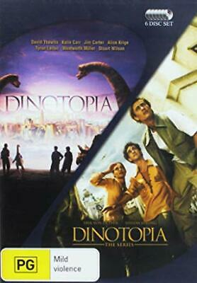 Dinotopia DVD Complete whole series, 6-Disc Set New Sealed Australia Region 4