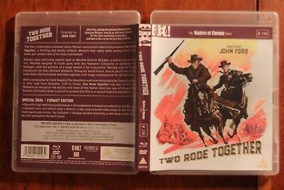 Two Rode Together (1961) [Masters of Cinema] John Ford