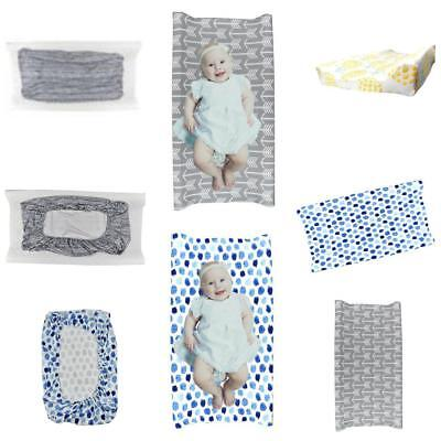 "Baby Infant Cotton Waterproof Urine Mat Changing Pad Cover Change Mat 32""x16"""