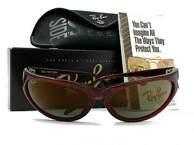 bf8b6997bd ... shopping ray ban cat eye sunglass bl mod w2353 sidestreet us vintage  90s fancy red color