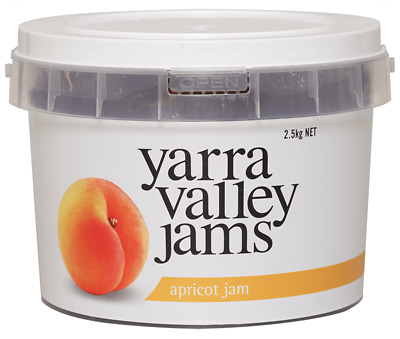Yarra Valley Apricot Jam 2.5Kg