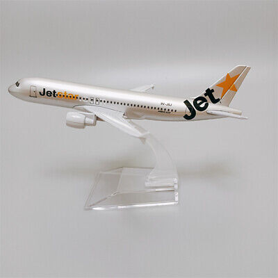 16cm Air Jetstar Airlines Airbus 320 A320 Aircraft Airplane Model Plane Toy