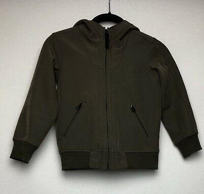 Girls Witchery Jacket, Size 5, Khaki Green, Excellent Condition