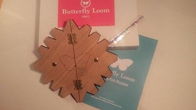 Butterfly Loom - Small size hand weaving loom
