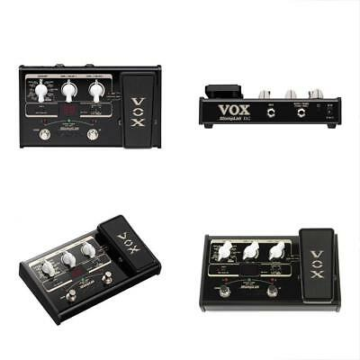 VOX STOMPLAB2G Guitar & Bass Accessories Modeling Multi-Effects Pedal