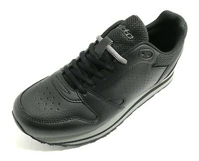 LIFE'S BY LOTTO T6508 Trainer XII Lth Black SNEAKERS MAN Scarpe sportive uomo