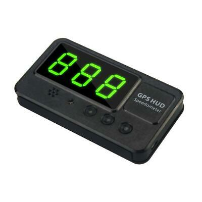 C60S Digital Car GPS Speedometer Speed Display KM/h MPH For Bikes Motorcycles