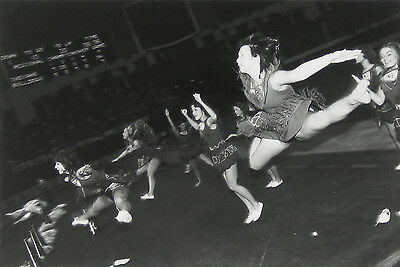 Garry WINOGRAND: Houston, Texas, 1977 / Printed 1981 / VINTAGE Silver / SIGNED!