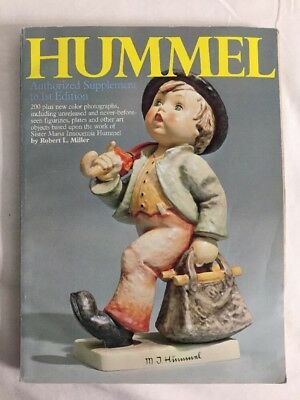 Hummel Authorized Supplement to 1st Edition, Robert L Miller (Soft Cover)