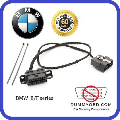 BMW X1/3/4/5 1/2/3/4/5/6/7series i3 i8 DUMMY OBD PORT key programmer disable