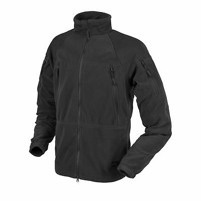 Helikon Tex Stratus Jacket Heavy Fleece Schwarz Black
