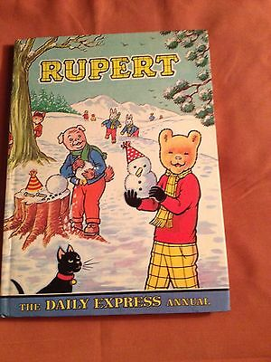 Rupert The Bear Annual. Daily Express. 1974