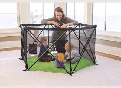 NEW Summer Infant / Baby Pop Up 'n' Play Portable Folding Lightweight Playpen