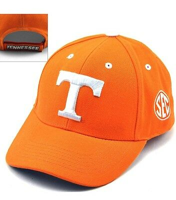 huge selection of d6078 8e7ac Men s Tennessee Volunteers Top Of The World SEC Adjustable Baseball Cap Hat