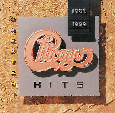 Chicago - Greatest Hits 1982-1989 - CD