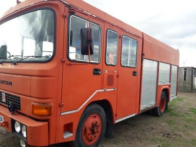 BEDFORD TK1260 WITH RARE MOUNTAIN BODY FIRE ENGINE priced for quick sale swap/px