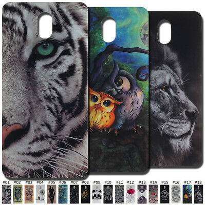 For Nokia Painted TPU Fashion Silicone Shell Soft Various Back Skin Case Cover