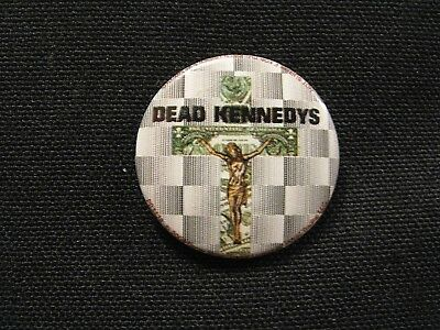 Dead Kennedys New Official Button Badge Pin Not Cd Patch Shirt Poster Uk Import