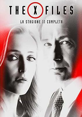PAL DVD X-Files - Stagione 11 (3 ) 5051891163010 (l7r)