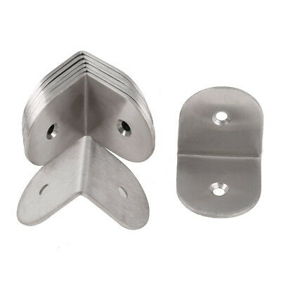 Right Angle L Bracket Corner Brace Fixing Support Bracket Stainless Steel
