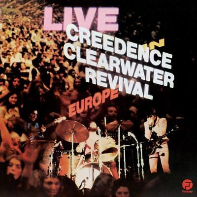 Live In Europe [lp_record] Creedence Clearwater Revival