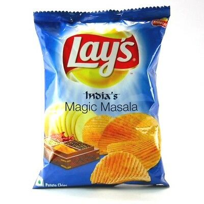 Lays - Indias Magic Masala  / Potato Chips/Wafers - 52 gm