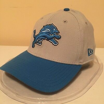 NFL Detroit Lions M/L 39THIRTY Sideline Fitted Cap by New Era