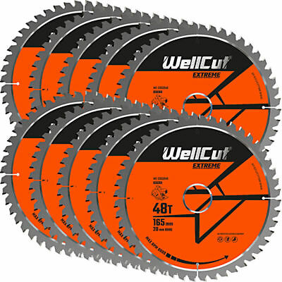 GA4530R Pack of 4 WellCut Diamond Blade Extreme 115 x 22 Bore for G12ST