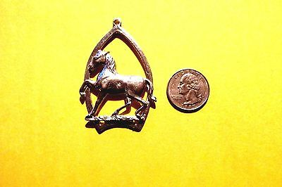 Pewter   Horse Pendant