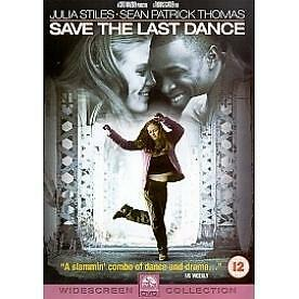 Save The Last Dance (DVD, 2002)like new