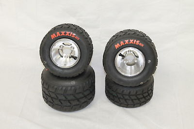 Maxxis WT4 Wet Tyres And Gouglas Wheel Rims (Brand New) Grade A