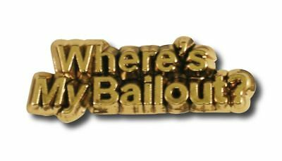 Where's My Bailout