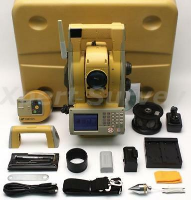 "Topcon GPT-9005A 5"" Reflectorless Robotic Total Station GPT9005A GPT9005"
