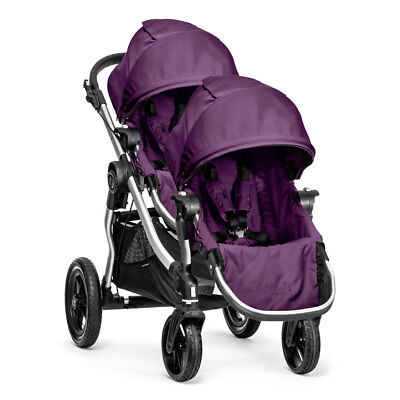 NEW Baby Jogger City Select 2018 Double Stroller Pram w/2nd Seat