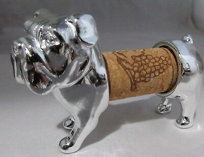 bulldog desk cork pet collectible dog lover gift fathers day gift