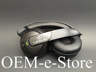 Lexus RX LS LX GX Entertainment Wireless Headphone *See Chart for Compatible Car