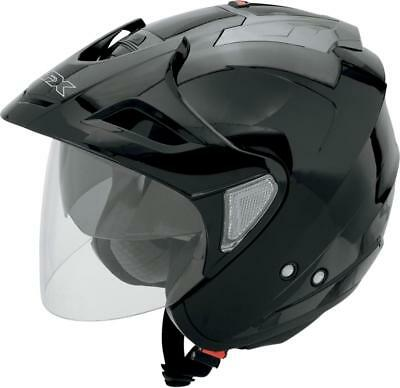 Afx Helm Helmet Fx 50 Gloss Black Solid Xl