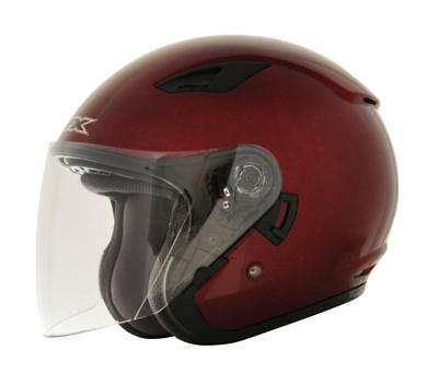 Afx Helm Helmet Fx46 Wine Red Xs