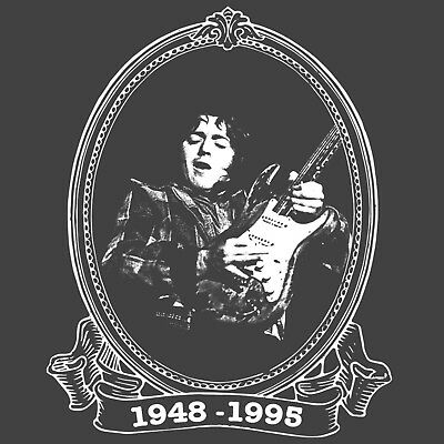 Rory Gallagher T-Shirt Taste tribute Deuce