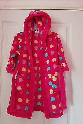 Mini Club 1.5-2 years Girls dressing gown