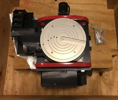 Danaher Precision Unused Precision XY Rotary Stage With 200 mm Chuck , Reinishaw