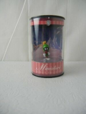 WB Warner Bros Miniature Classic Collection Marvin the Martian Figure 1999 NEW!!